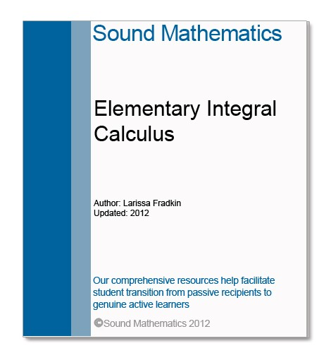 Elementary Intregal Calculus for teaching STEM Students