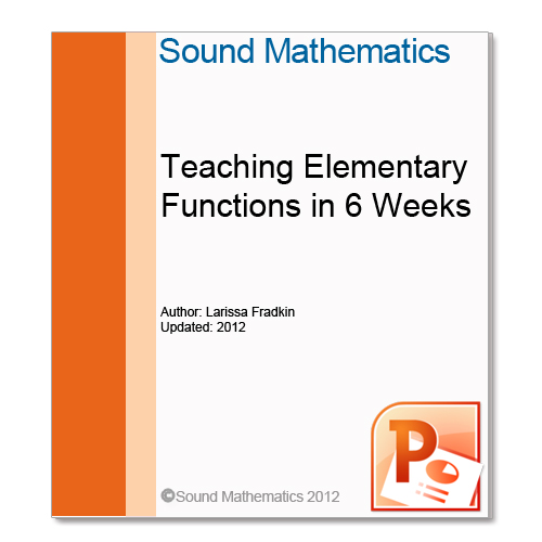 thesis in elementary mathematics